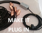 PLUG In Cluster - ADD ON - Make a Cluster Plug In