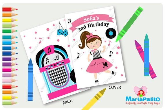 like this item - Personalized Coloring Books