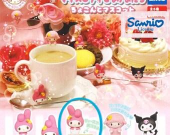 LAST PIECE My Melody Figurine/Kuromi Figurine/Sweet Piano Figurine/Takara Tomy Sanrio Gashapon/Takara Tomy Kuromi Gashapon/Sanrio Figurine