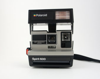 Polaroid Spirit 600 LMS Land Camera