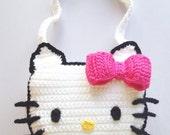 Kitty Purse, Little Kitty Purse, Kitten Purse, Girls Kitty Purse, My Little Kitten Purse