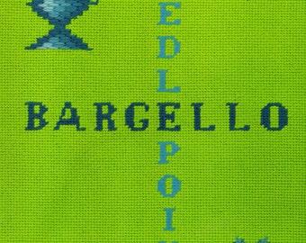 NEEDLEPOINT BARGELLO Dorothy Kaestner Second Volume Needlepoint Embroidery