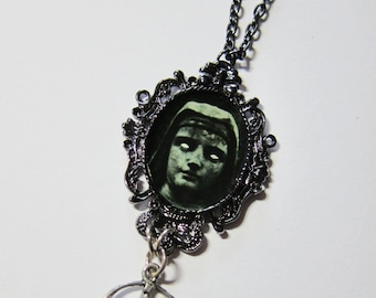 Possessed Nun Necklace
