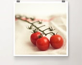 Heaven's Kitchen No. 02 - Fine Art Print Tomatoes Tomatos Kitchen Vegetables Cooking Food Photography