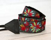 Camera Strap- DSLR Camera Strap- Photographer Gift- Birthday Gift - Mia