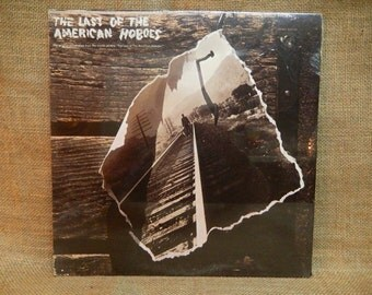 SEALed... - The Last of the American Hobos...Original Motion Picture Soundtrack - 1979 Vintage Vinyl Gatefold Record Album
