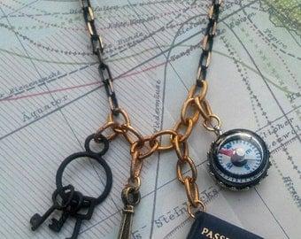 World Traveler Necklace