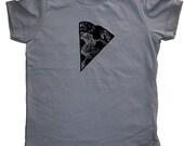 Pizza Slice Kids TShirt - Foodie Kids Pizza Shirt - Boy or Girl - Tee Shirt Top - 7 Colors - Kids Tshirt 2T, 4T, 6, 8, 10, 12