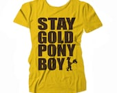 Stay Gold Pony Boy WOMEN'S T-shirt