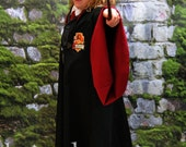 My Hogwarts: Wizard Robe (all houses) - Sizes 2T, 3T, 4T, 5, 6, 7, 8, and 10