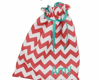Personalized drawstring bag | Etsy