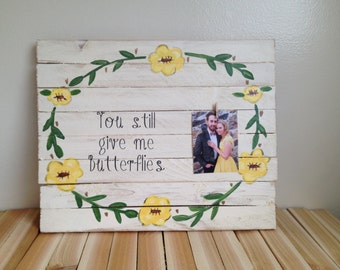 Personalized wedding gifts pallet sign wedding sign wedding registry bridal shower gifts wedding gifts anniversary gifts for couple laurel