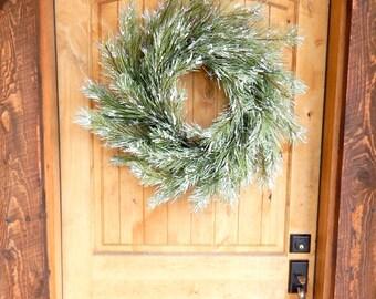 Winter-Christmas Wreath