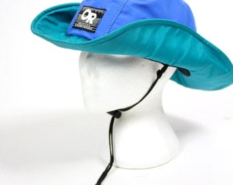 Vintage Outdoor Bucket Hat Fishing