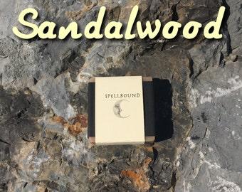 Spellbound Sandalwood Bar Soap By Dovemacob