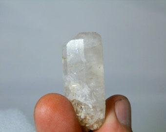 Terminated Topaz Crystal Natural Specimen 30.00 grams 150 carats Healing Skardu Pakistan Locality DanPickedMinerals
