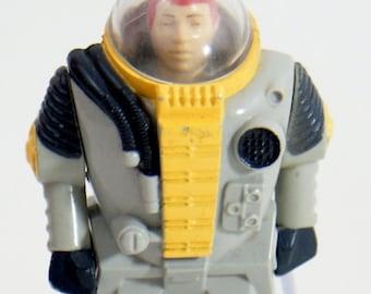 GI Joe Deep Six Toys Vintage Hasbo 3 3/4 Inch 1984 Dive Helmet (v1)