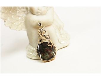 Copper Jewelry / Copper Pendant / MI Copper