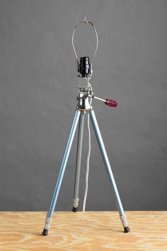 Tripod Lampshade Adapter Tri Pod Lamp Diy Photographic Home