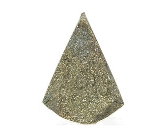 Iridescent Pyrite Rainbow Druzy Snazzy Jewel, Natural Semiprecious Gemstone Cabochon, Nature's Glitter, Loose unset Gem stone, DIY Jewelry