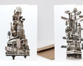 Tower Series Notecard Set...