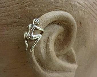 WOMAN EAR CUFF