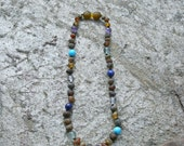 Migraine Baltic Amber Teething Necklace - Raw Unpolished  Bracelet, Anklet, or Bellychain (children and adult sizes)
