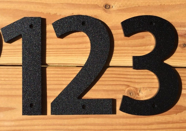 house numbers and letters 7 bold house numbers letters 22136 | il fullxfull.1057446105 9k3t