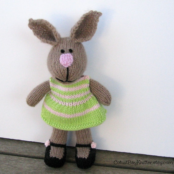 Big Easter Bunny Soft Toy 92
