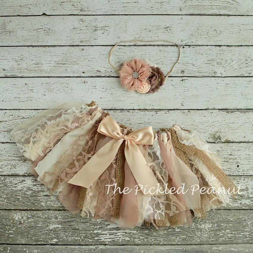 Vintage tutu shabby chic tutu vintage skirt shabby chic skirt - Shabby chic outfit ideas ...