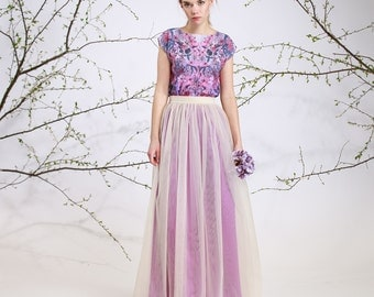 Amour Fairy - maxi tulle skirt