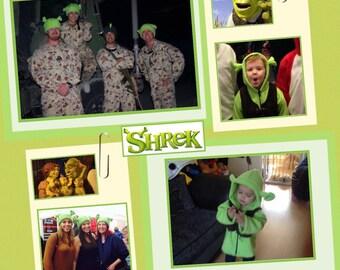 Shrek Jacket