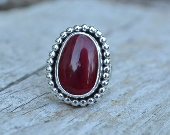 red moonstone ring - photo #12