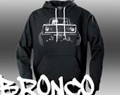 Bronco Hoodie