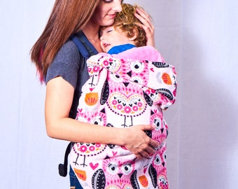 Tula Kinderpack Lillebaby Babywearing Winter Cover