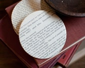 JRR Tolkien Coasters, Lord of the Rings Gift, Nerdy Housewarming Gift, Nerd Gifts for Him
