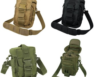 "Tactical Shoulder ""Geo~Bag"""