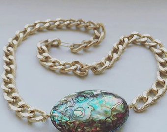 Abalone and Gold
