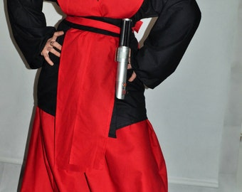 Womens Star wars robes handmade in all sizes