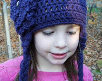 The Sophie - Childrens Flower Hat
