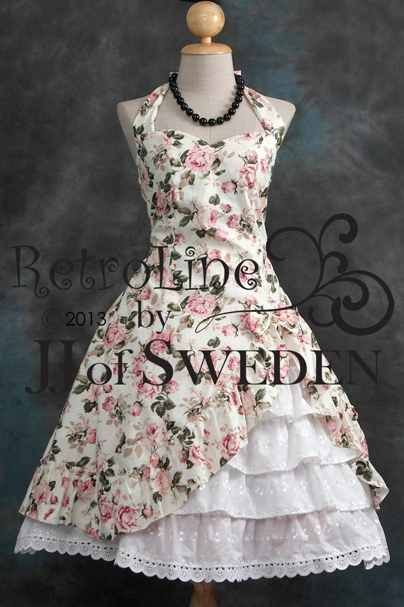 Handmade Gothic Harajuku Fashion W H Naoto Spiderweb Bag: Gothic Victorian Dress. Handmade Designer Dress. Polka Dots