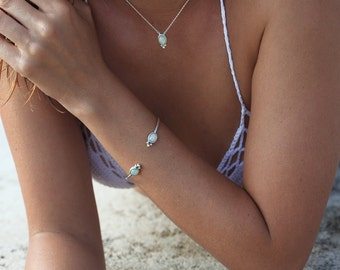 Opal Bracelet, Silver Bangle, Opal Cuff Bracelet, Opal Bangle, Silver Bangle, Silver Open Bangle, Simple Silver Bracelet