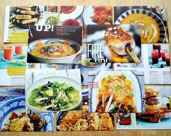 A6 Handmade Matte Food Envelopes