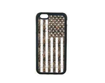 AMERICAN FLAG CAMO Camouflage Usa Country Apple iPhone 4S 5 5S Se 6 6S 6 6S Plus 7 7 Plus Samsung Galaxy S3 S4 S5 S6 S7 Note 4 5 Cover Case