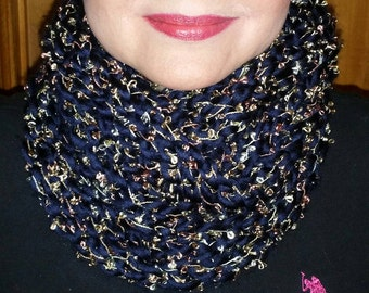 Gorgeous Luxe Knit Cowl - Great as gift