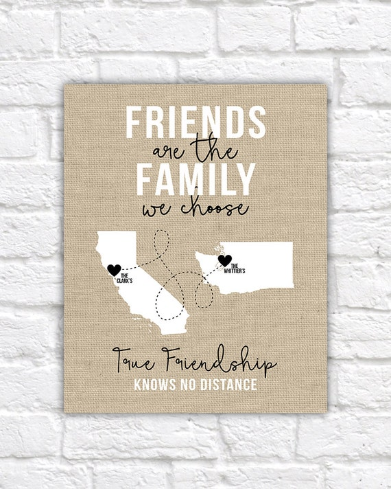 Friends of the family close gifts christmas gift for