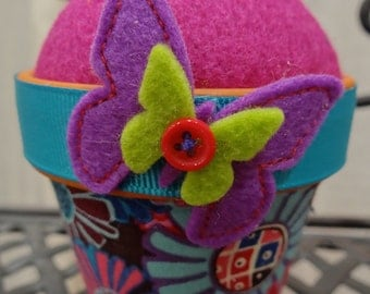 Flower #54: Stick-It-To-Me! Pin Cushion