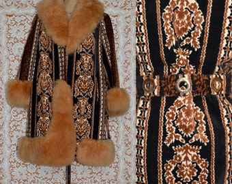 1970s Penny Lane Coat