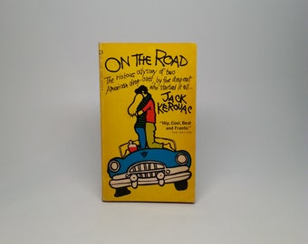 First Paperback Edition On The Road by Jack Kerouac Signet 1957
