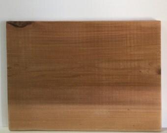 Unfinished Wood Sign -- DIY -- Wood Sign -- Cedar Board